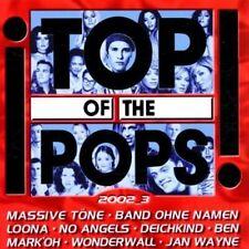 Top of the Pops 2002_3 No Angels, Loona, Massive Töne, Deichkind, Ben, .. [2 CD]