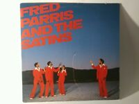 LP ~ Fred Paris and the Satins : Fred Paris and the Satins (1982) - Promo - *NM*