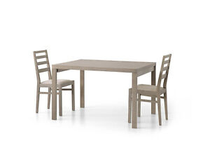 Extendable Table Color Taupe (668)