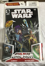Star Wars Legacy Collection Comic Packs Star Wars #96 Lumiya & Luke Skywalker