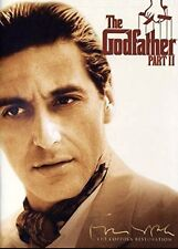 The Godfather Part Ii (Dvd, 2008, The Coppola Restoration) Like New