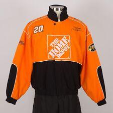 NASCAR Men's Jacket TONY STEWART Size XL Cotton