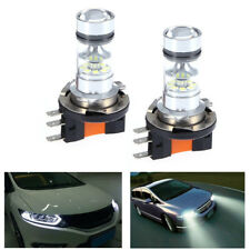 Daytime Lights2PC White H15 X-Bright 3535-SMD LED Bulb For Audi BMW Benz VW