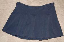 Gap Kids Girls Navy Blue Cotton Skirt ~ Size 8 PLUS