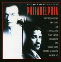 Original Soundtrack - Philadelphia -  Music From The Motion Picture [CD]