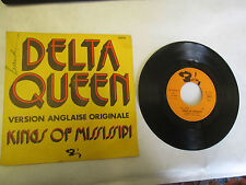 45 T Delta Queen Kings of Mississipi version anglaise originale