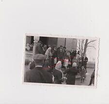 Old Photo Original WWII Wedding in Western Ukraine.  Стара Україна. Весілля