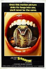 Sssssss Snake Movie Movie Poster24in x 36in