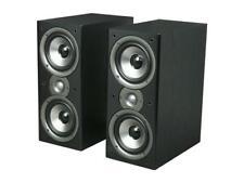 Polk Audio Monitor40 Series II Two-Way Bookshelf Loudspeaker (Black) Pair