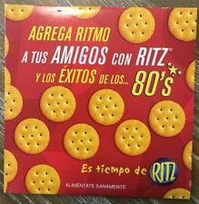 LOS EXITOS DE LOS 80'S FEAT MICHAEL JACKSON / PET SHOP BOYS + MORE PROMO BY RITZ