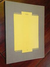Emotion und Methode - Galerie der Künster, München 1987 (Hirmer-Verlag, 1987)