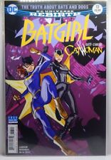 BATGIRL #13 THE TRUTH ABOUT CATS AND DOGS CATWOMAN APPEARANCE NM