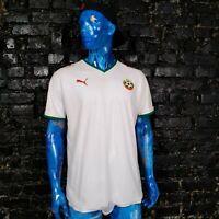 Bulgaria Team Jersey Home football shirt 2008-2010 White Puma Trikot Mens Size L