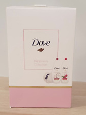 Dove Happiness Collection Trio gift set Imperfect box