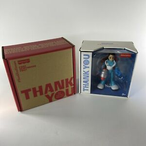 2020 Mattel Fisher-Price Thank You Heroes First Responders FEMALE NURSE Figure