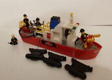 Lego 4025 Fire Boat Feuerwehr Boot Schiff Hafen City ohne Bauanleitung