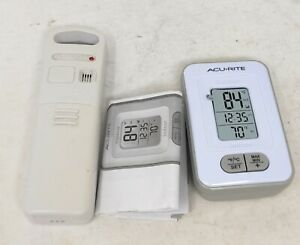 Acurite Wireless Thermometer with Clock