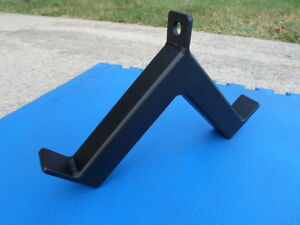 Home Gym-Custom Tricep V-Bar-Square Handle-Cable-Bands