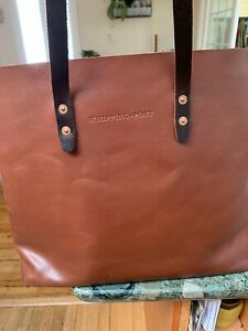 WP Standard Whipping Post Standard Vintage Tote Brown