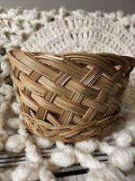 Woven Basket Planter Flower Pots, Pot Cover, Plant Containers - Boho Basket