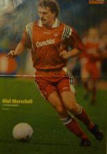Schönes Poster Olaf Marschall , 1.FC Kaiserslautern