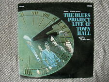 BLUES PROJECT Live at Town Hall Verve Lp Old Store Stock SEALED