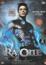 Ra One - shahrukhkhan - kareena KAPOOR - Nuevo Bollywood 2dvds
