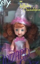 1999 Wizard of Oz Lullaby Munchkin Kelly doll NRFB Shelly Barbie