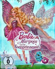 BARBIE: MARIPOSA UND DIE FEENPRINZESSIN (Blu-ray Disc + Schuber) NEU+OVP