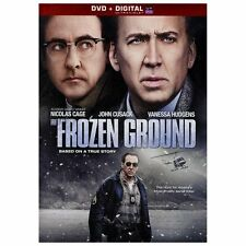The Frozen Ground  Nicolas Cage John Cusack Hudgens  (DVD, 2013) WS  NO Digital
