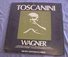 """Vinilo LP 12"""" 33 rpm ARTURO TOSCANINI - WAGNER"""