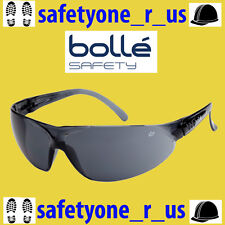 2x pairs Bolle Safety Glasses - Blade - Smoke Lens Sunglasses