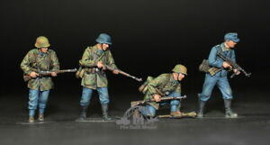 (Pre-Order) 16th Luftwaffe Field Division Normandy 1944 1:35 Pro Built Model