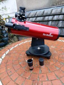 Sky Watcher heritage 100p Dobsonian reflecting telescope 100mm F400mm