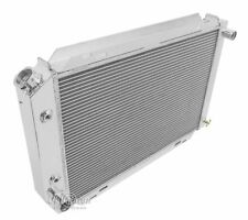 1980 -93 Mustang & 1980 -93 Ford Cars 4 Row All Aluminum Champion Radiator DR