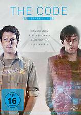 2 DVDs * THE CODE - SEASON / STAFFEL 1 # NEU OVP +