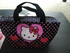 Sanrio Hello Kitty Gift Package Pocketbook/Purse Watch Lot