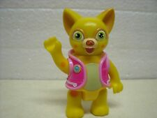 """2010 Dottie Dotty 3.25"""" Learning Curve Action Figure Disney Special Agent Oso"""