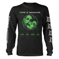 TYPE O NEGATIVE - Crude Gears Bloody Kisses Longsleeve Langarmshirt
