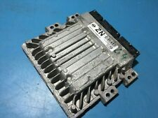 2014 Nissan Qashqai 23710BB31A Engine Control Computer