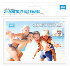 48  Shot2Go Magnetic Photo Fridge Frames (Holds 6x4 inch photo)