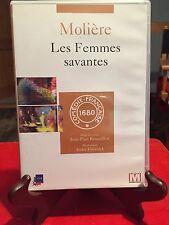 DVD - Les femmes savantes - Molière - Comédie-Française