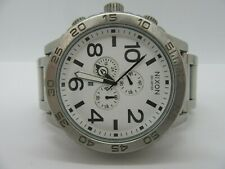 "Nixon ""Simplify"" 51-30 Chronograph 300 Meter Wrist Watch for Men"