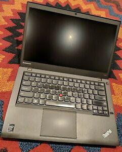 """*MINT* Lenovo ThinkPad T440s I5-4300U 2.49Ghz 14"""" 8GB Ultrabook w/ Win 10 + MS"""