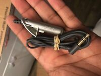 BOSE QC15 Cable QuietComfort 15 LIMITED EDITION Cord SILVER BROWN Genuine