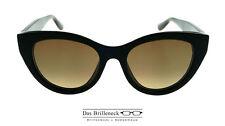 Original JIMMY CHOO Sonnenbrille Chana/S Farbe 807HA schwarz