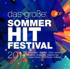 Das Groáe Sommer-Hit-Festival 2017 von Various Artists (2017)