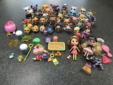 Littlest Pet shop 40 Pet + Lot LPS Cats Dogs