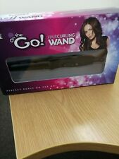 Yogi On The Go - Hair Curling Wand With Safety Glove - brand new in box