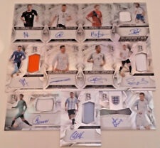 SPECTRA SOCCER 2016/2017  AUTO hand signed cards relic/shirt/patch #65 99 149